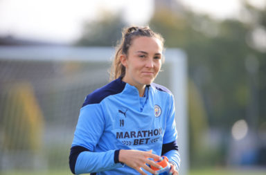 Manchester City Women Training Session