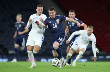 Scotland v Slovakia - UEFA Nations League