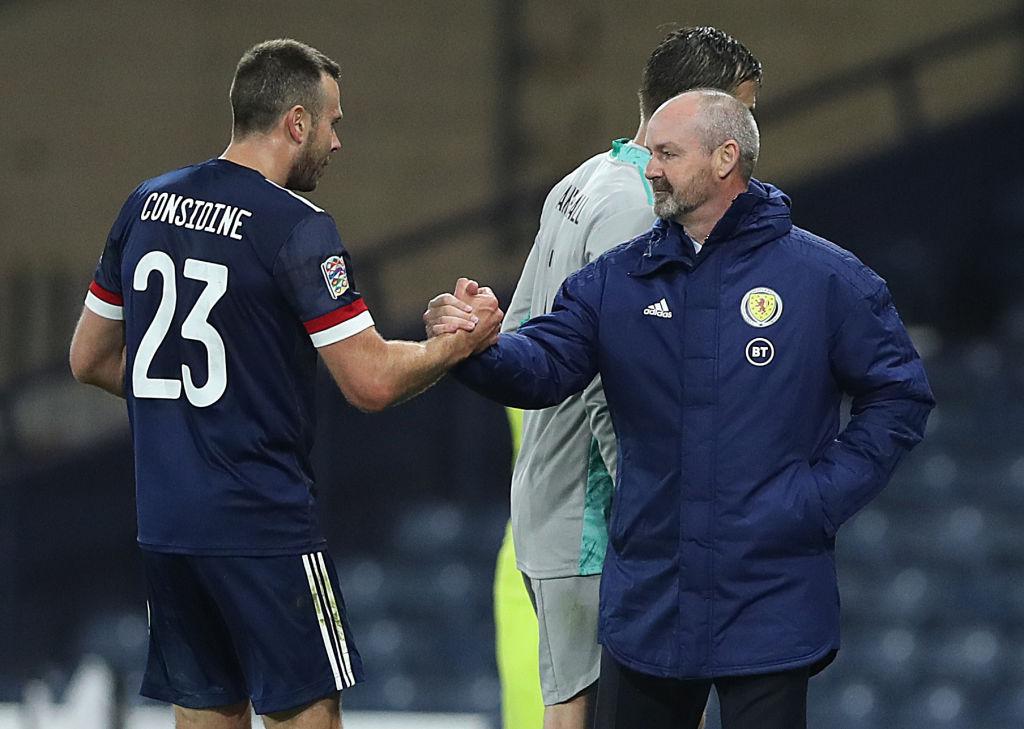 Scotland v Czech Republic - UEFA Nations League
