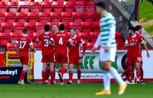 Aberdeen v Celtic - Ladbrokes Scottish Premiership