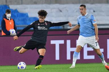 Football Serie A Lazio-Bologna