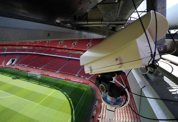 Goal Decision System Media Event at Emirates Stadium