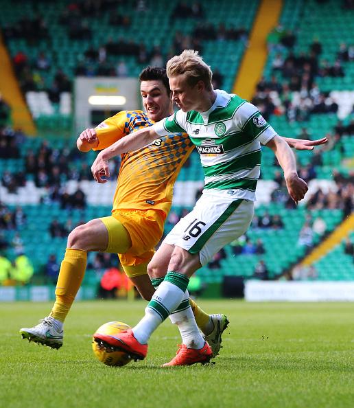 Celtic v Greenock Morton - William Hill Scottish Cup Quarter Final