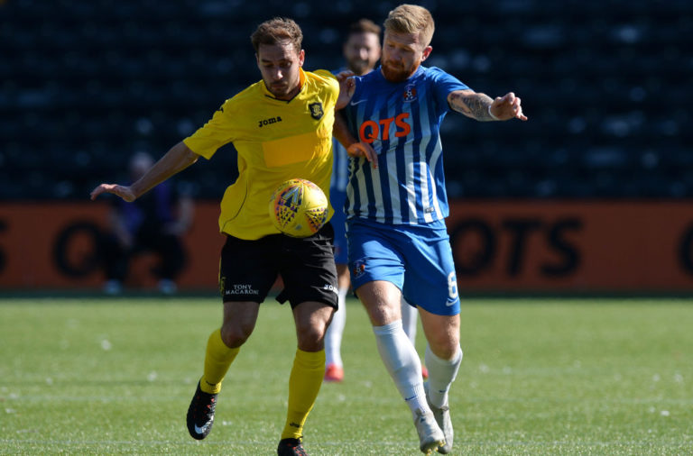 Kilmarnock v Livingston - Pre Season Friendly