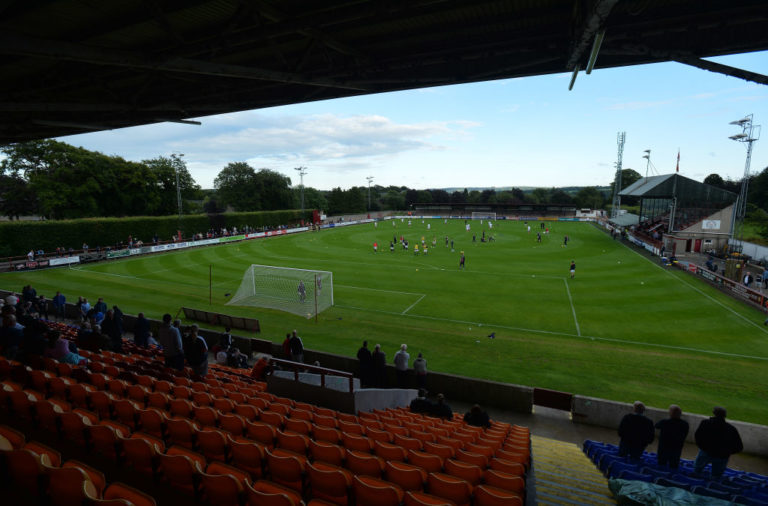 Brechin City v Dundee - Pre Season Friendly