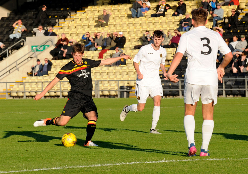 Dumbarton v Partick Thistle - Pre Season Friendly