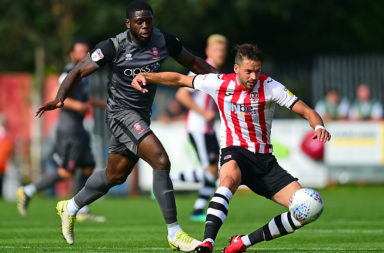 Exeter City v Lincoln City - Sky Bet League Two