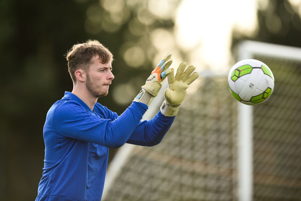 Conor Hazard, won't be returning to Dundee