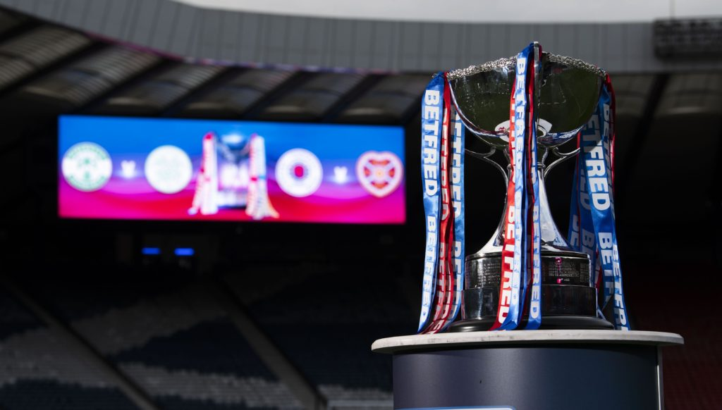 League Cup draw: Rangers land tricky trip and Hibs hit the road