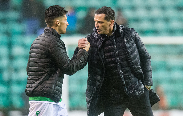 Boss provides exciting update as contract talks 'initiated' ahead of Hibs Celtic