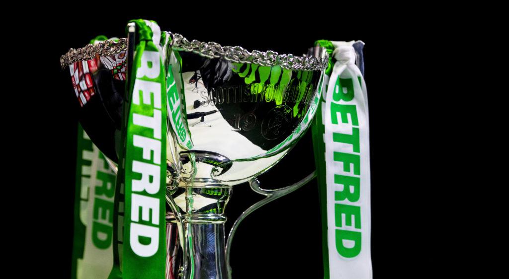 League Cup winners will learn their fate following Falkirk-Rangers encounter