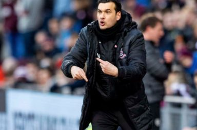 Hearts vs Airdrie