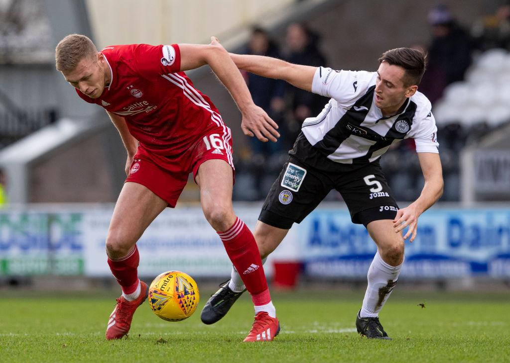 St Mirren v Aberdeen - Ladbrokes Premiership