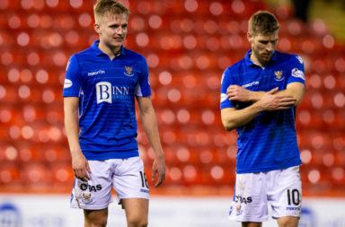 Aberdeen v St Johnstone - Ladbrokes Premiership