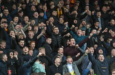 St Mirren v Motherwell - William Hill Scottish Cup Fifth Round