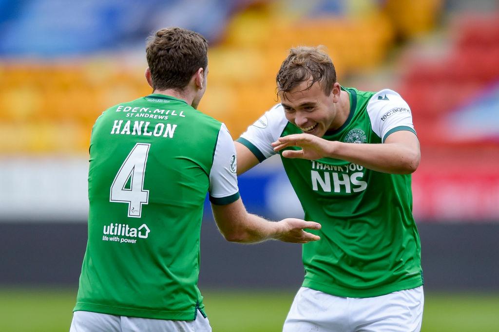 St. Johnstone v Hibernian - Ladbrokes Scottish Premiership
