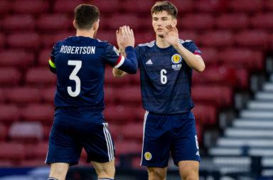 Scotland vs Israel - UEFA Nations League