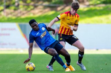 Partick Thistle vs BSC Glasgow Pre-Season Friendly Match