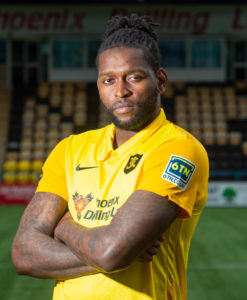 The former Arsenal striker will leave Livingston in the summer.