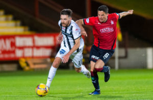 Dunfermline Athletic v Falkirk - Betfred Cup