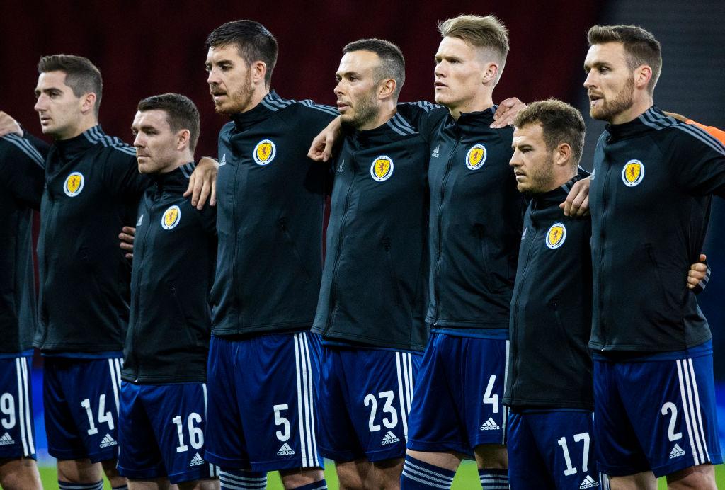 Scotland v Slovakia - UEFA Nations League