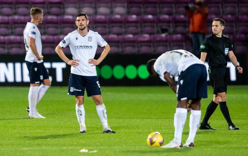 Heart of Midlothian v Dundee - Scottish Championship