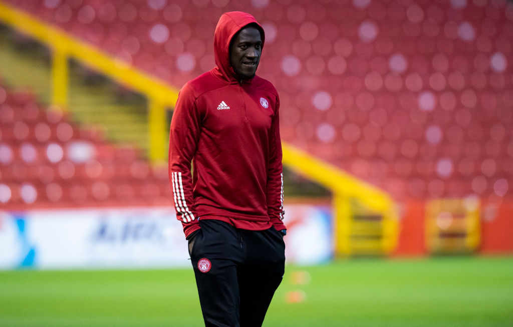 Aberdeen v Hamilton Academical - Ladbrokes Scottish Premiership