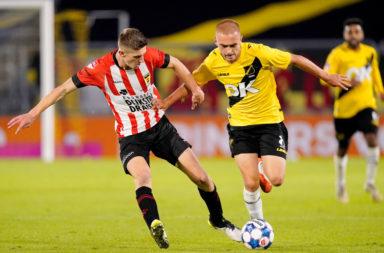 NAC Breda v SC Cambuur - Dutch Keuken Kampioen Divisie