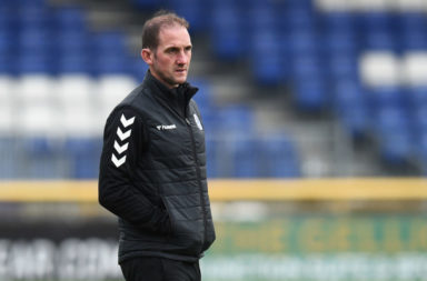 Inverness Caledonian Thistle v Ayr United - Scottish Championship