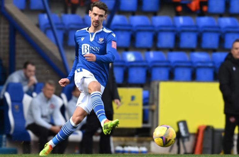 St. Johnstone v Dundee United - Ladbrokes Scottish Premiership