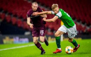 Hearts v Hibernian - Scottish Cup Semi-Final
