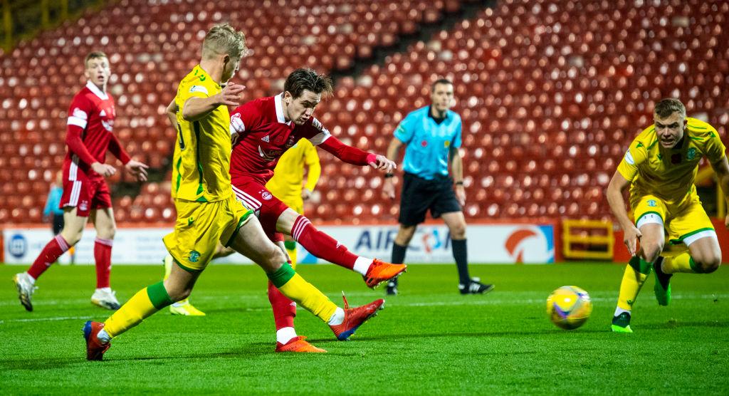 Aberdeen v Hibernian - Ladbrokes Scottish Premiership
