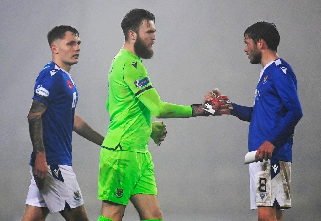 St. Johnstone v Kilmarnock - Ladbrokes Scottish Premiership