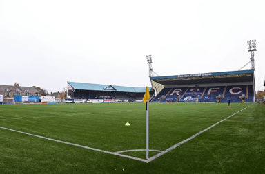 Raith Rovers v Greenock Morton - Scottish Championship