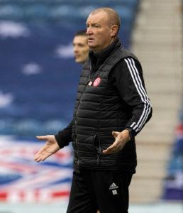 Rangers v Hamilton Academical - Ladbrokes Scottish Premiership