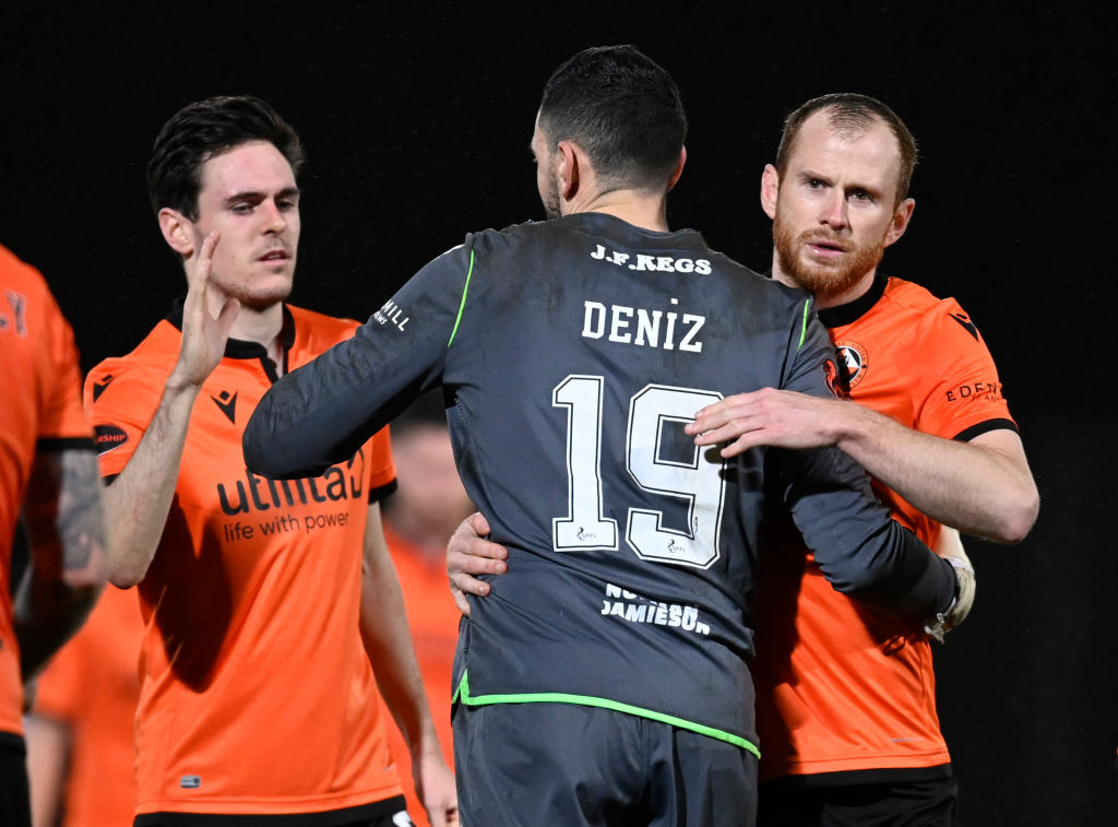 St Johnstone v Dundee United - Betfred Cup