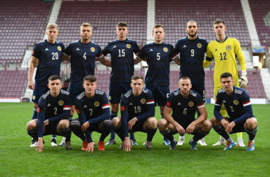 Scotland Under 21 v Croatia U21 - UEFA Under 21 Championship