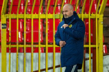 Serbia v Scotland - European Championship Qualifier