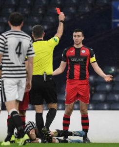 Queens Park v St Mirren - Betfred Cup