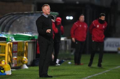 Gary Holt has left Livingston