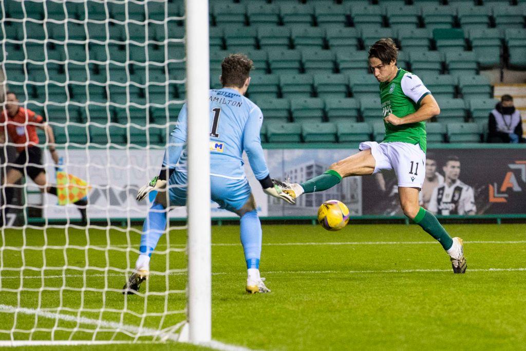 Hibernian v Dundee - Betfred Cup
