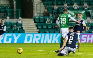 Hibernian v Dundee - Betfred Cup
