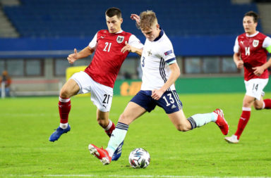 Austria v Northern Ireland - UEFA Nations League