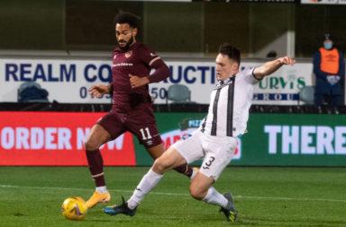 Dunfermline v Hearts - Scottish Championship
