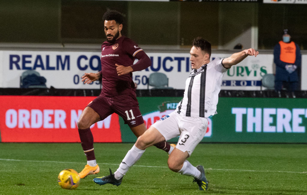 Dunfermline v Hearts - Scottish Championship