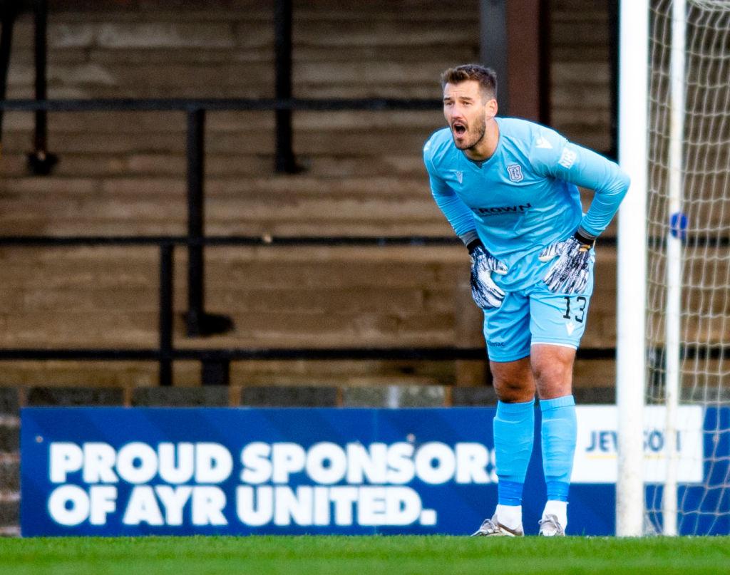 Ayr United v Dundee - Scottish Championship