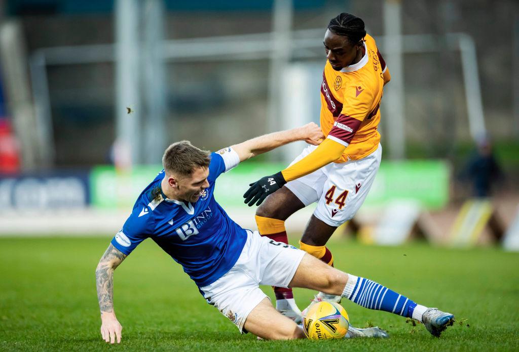 St. Johnstone v Motherwell - Ladbrokes Scottish Premiership