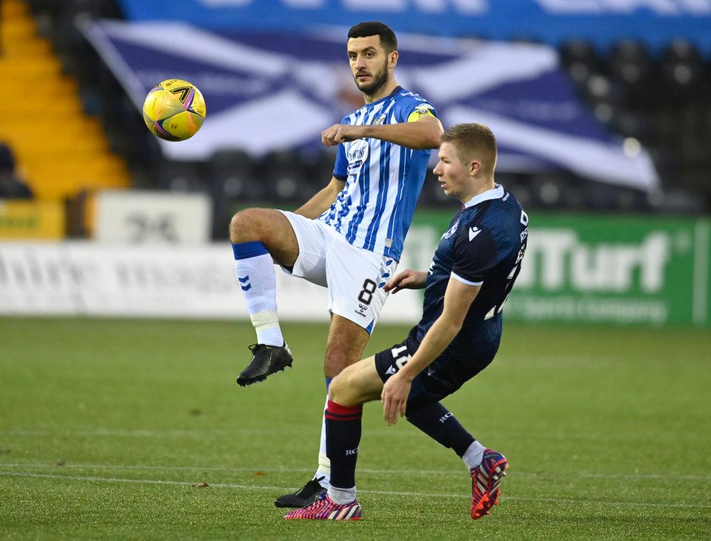 Kilmarnock v Ross County - Ladbrokes Scottish Premiership