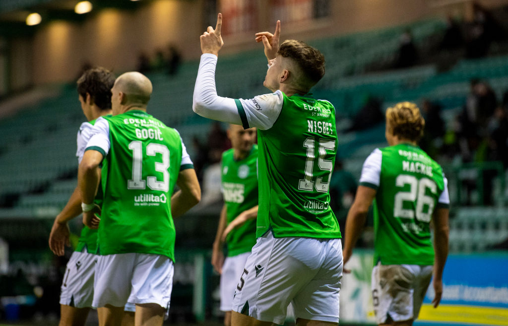 'Feels like a defeat' - Star explains bittersweet emotion after Hibs Celtic drama