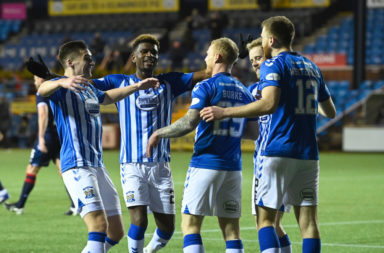 Kilmarnock v Ross County - Ladbrokes Scottish Premiership